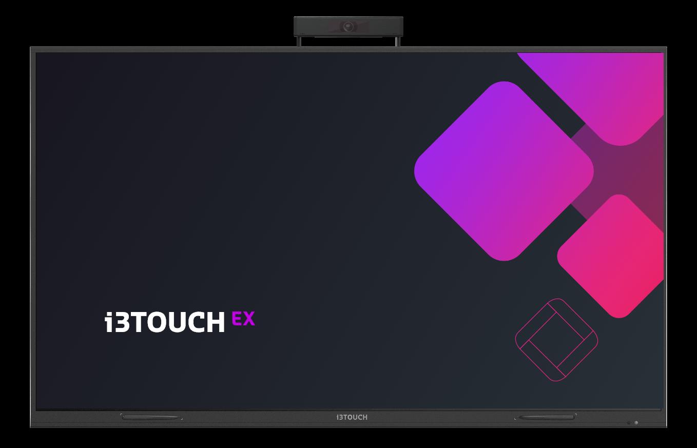 i3TOUCH EX and i3CAMERA Pro